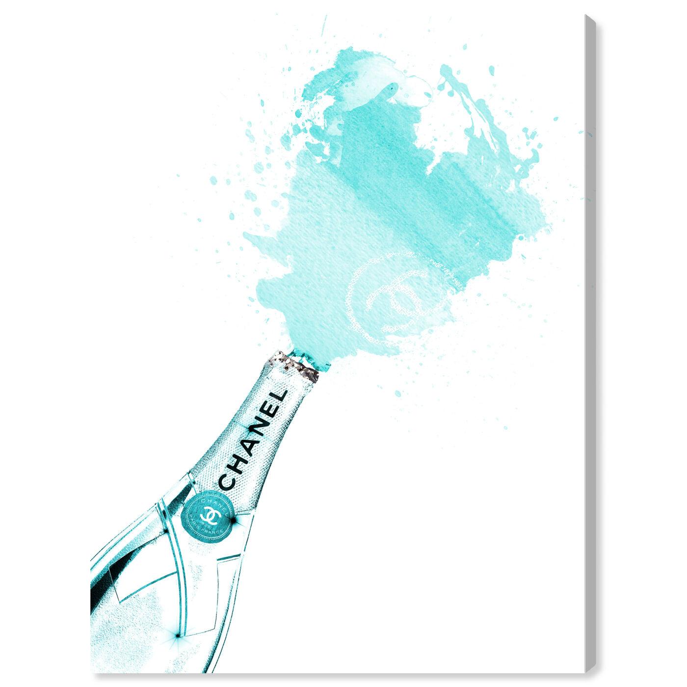 Aqua Champagne