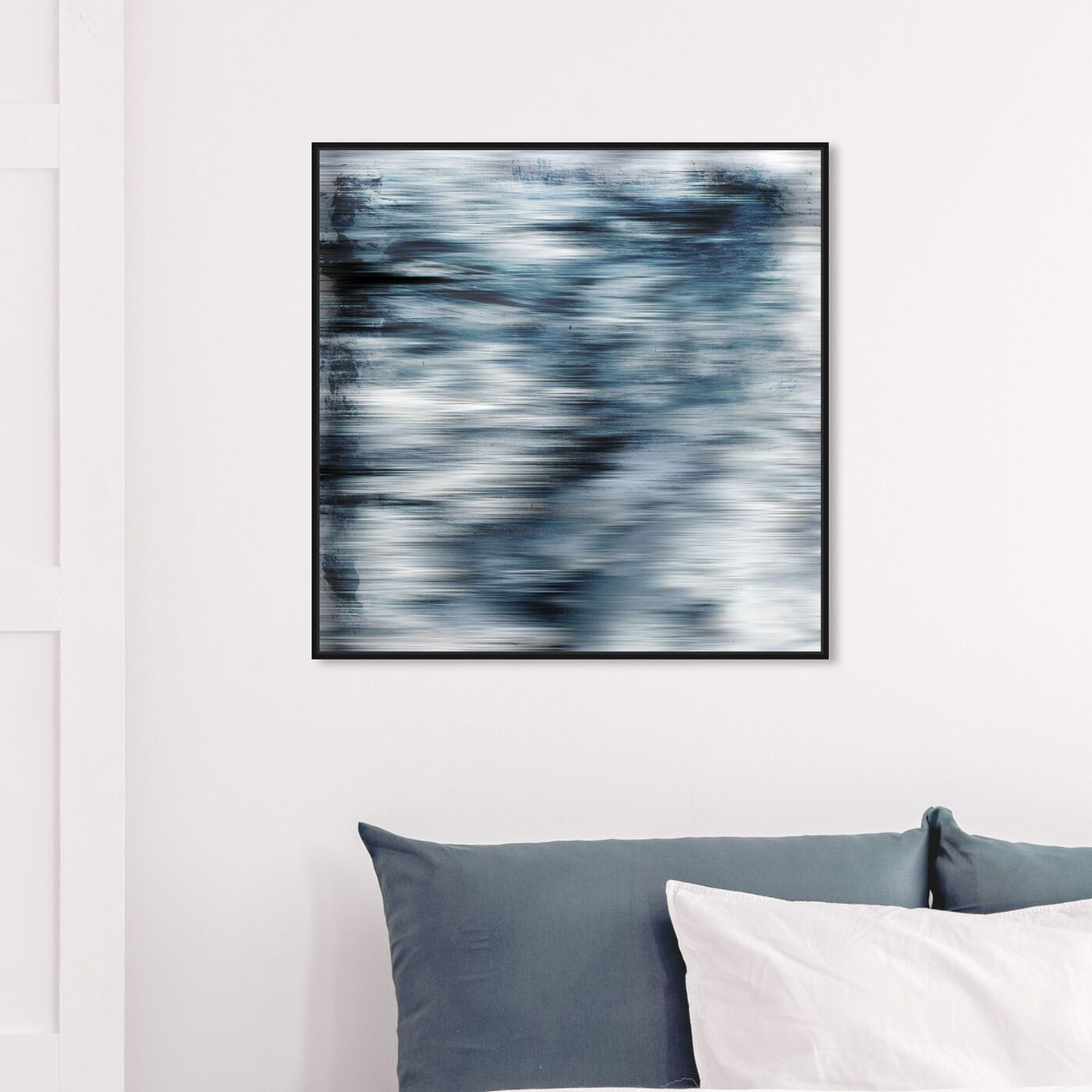 Hanging view of Tarantella featuring abstract and paint art.