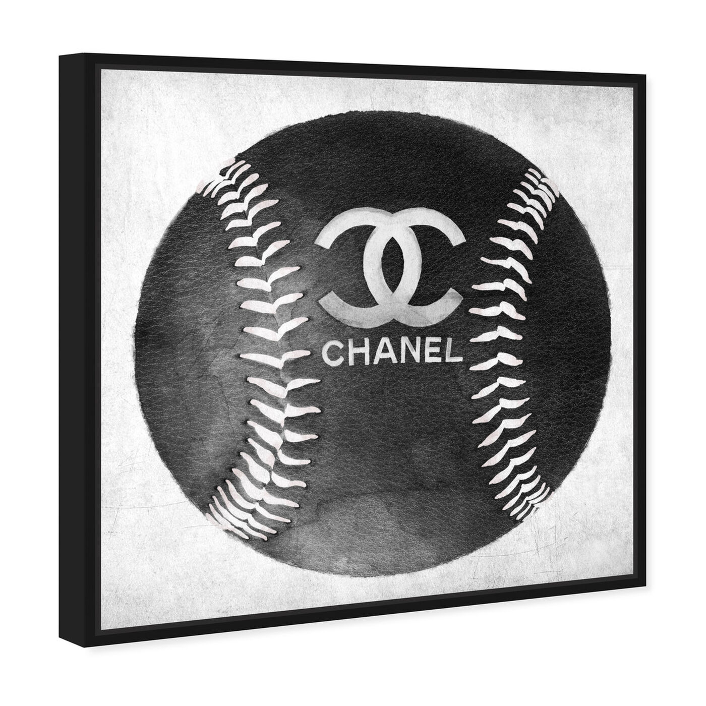 Angled view of Fashion Baseball featuring fashion and glam and lifestyle art.