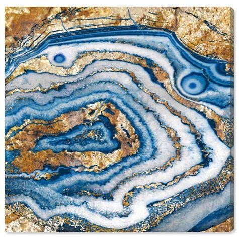 Bleu Agate