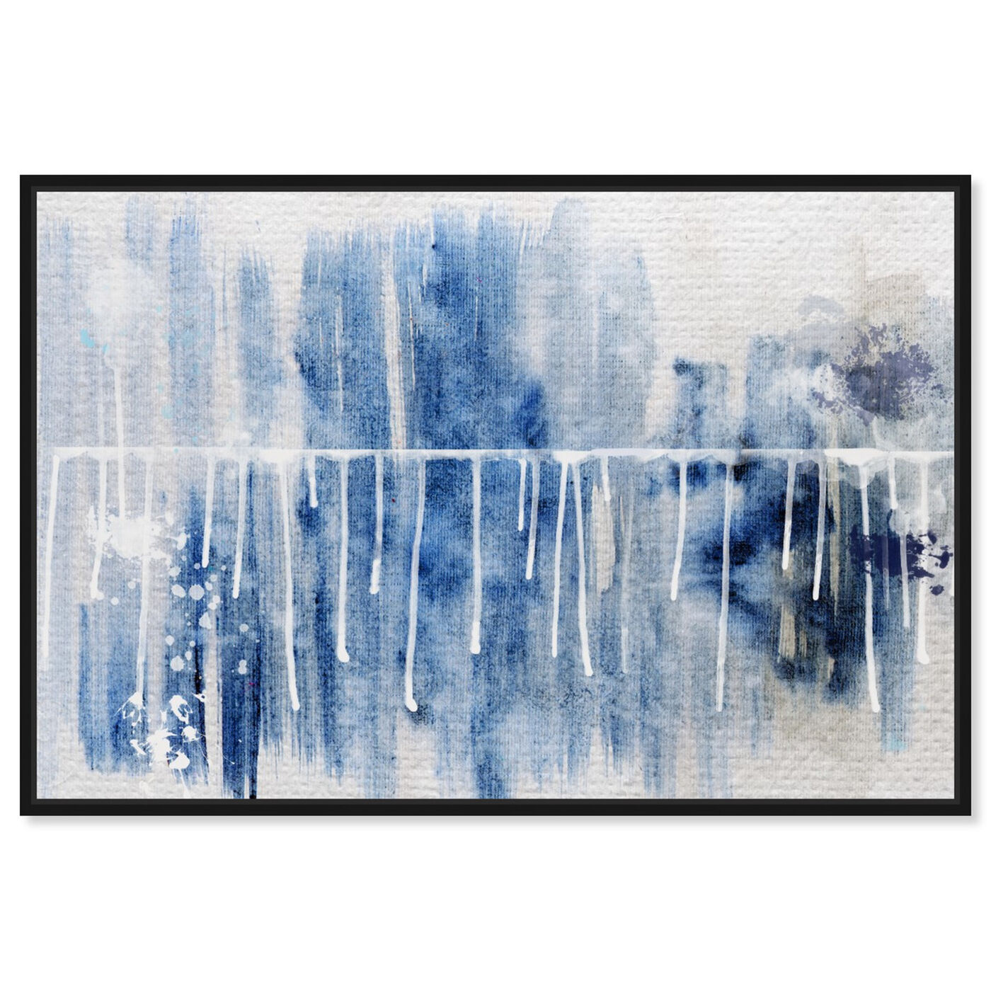 Front view of Path to You featuring abstract and watercolor art.