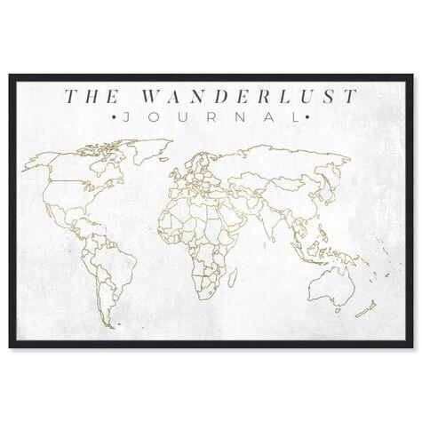 The Wanderlust Journal