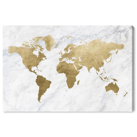 Mapamundi Marble
