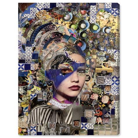 Katy Hirschfeld - Beauty in Blue