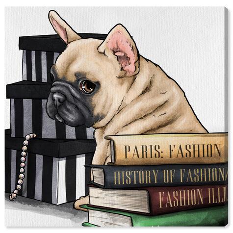 Fashion Books Frenchie