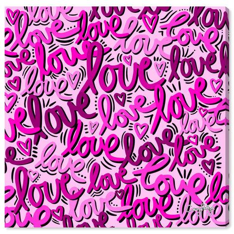 Corey Paige - Pink Script Love