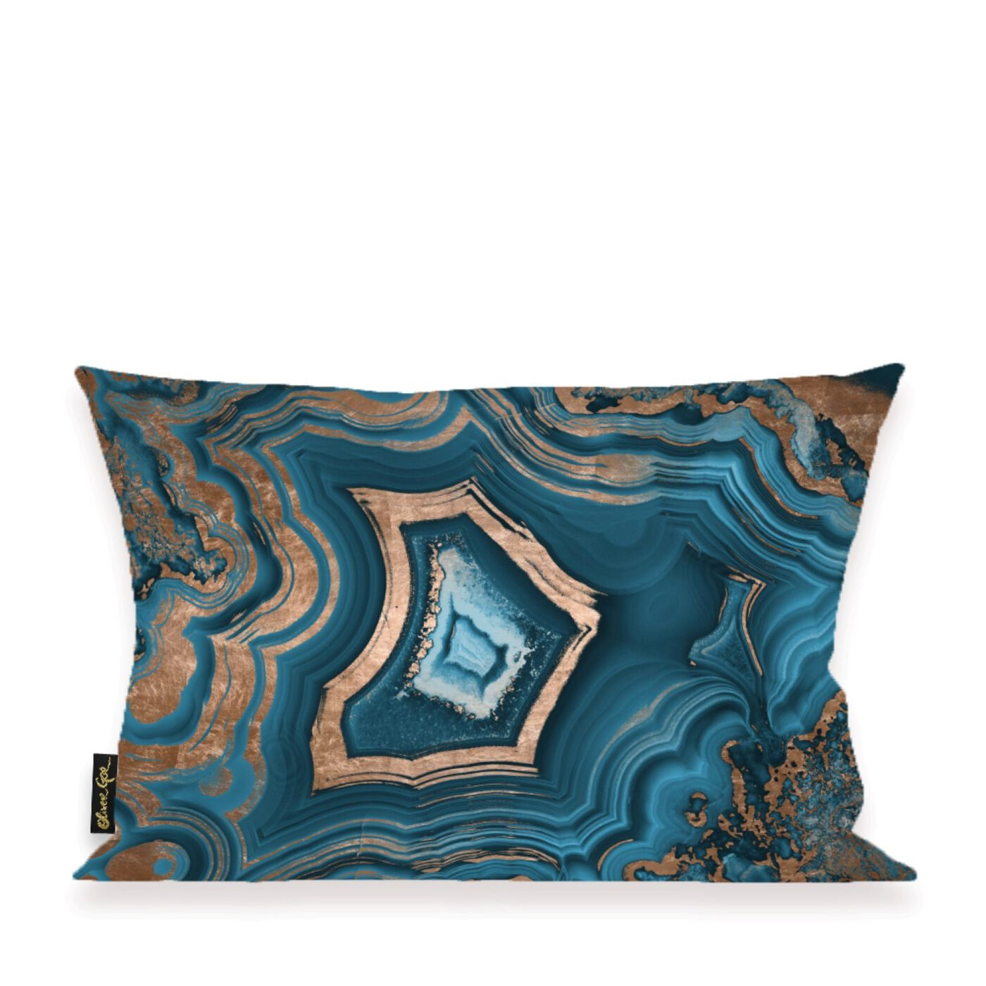 Dreaming About You Geode Pillow