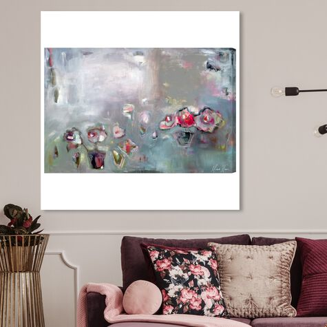 Take Time to Breathe by Michaela Nessim Canvas Art