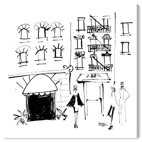 Denise Elnajjar - NYC Facade