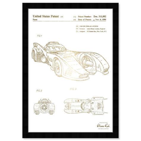 Tim Burton Batmobile 1990