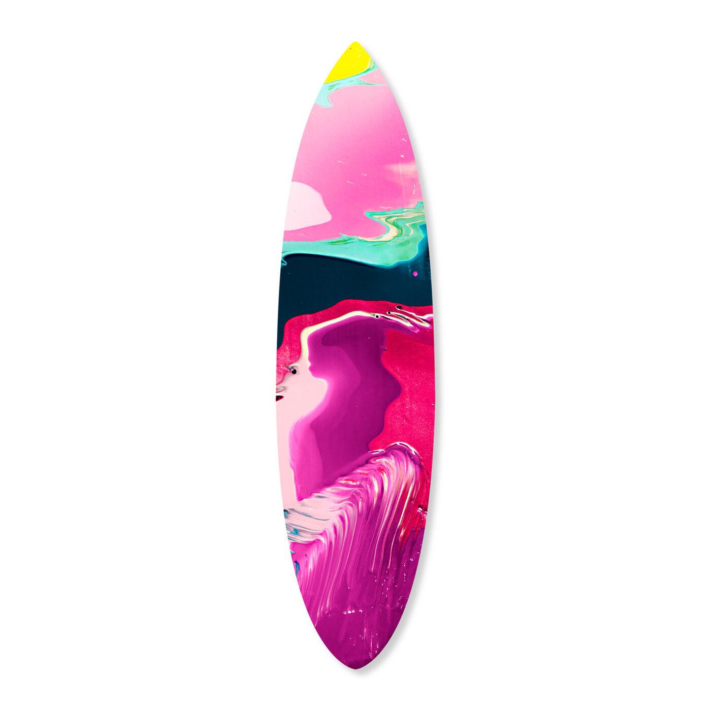Surreal Dreams Surfboard Flat