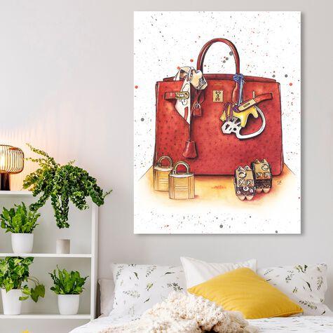Doll Memories - Caramel Splash Bag