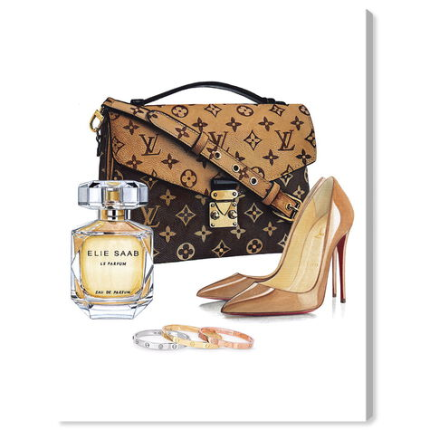 Doll Memories-Luxury Shoes NUDE