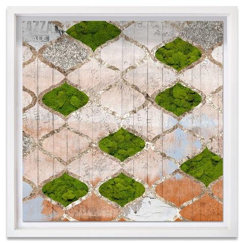 Modern Moroccan Moss Live Art