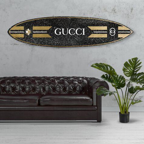 Italian Bee Surf Board
