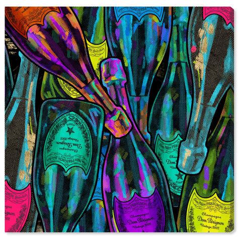Bottle Collage II