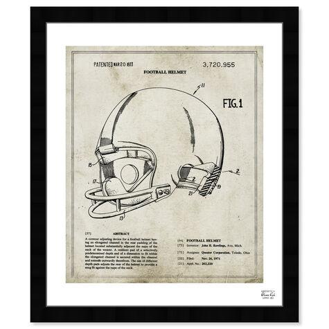 Football Helmet 1973
