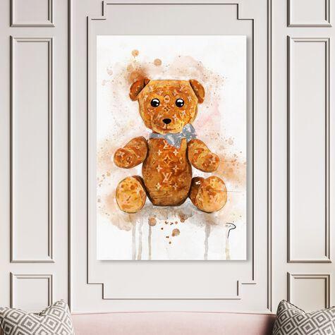 Pily Montiel - Teddy Bear