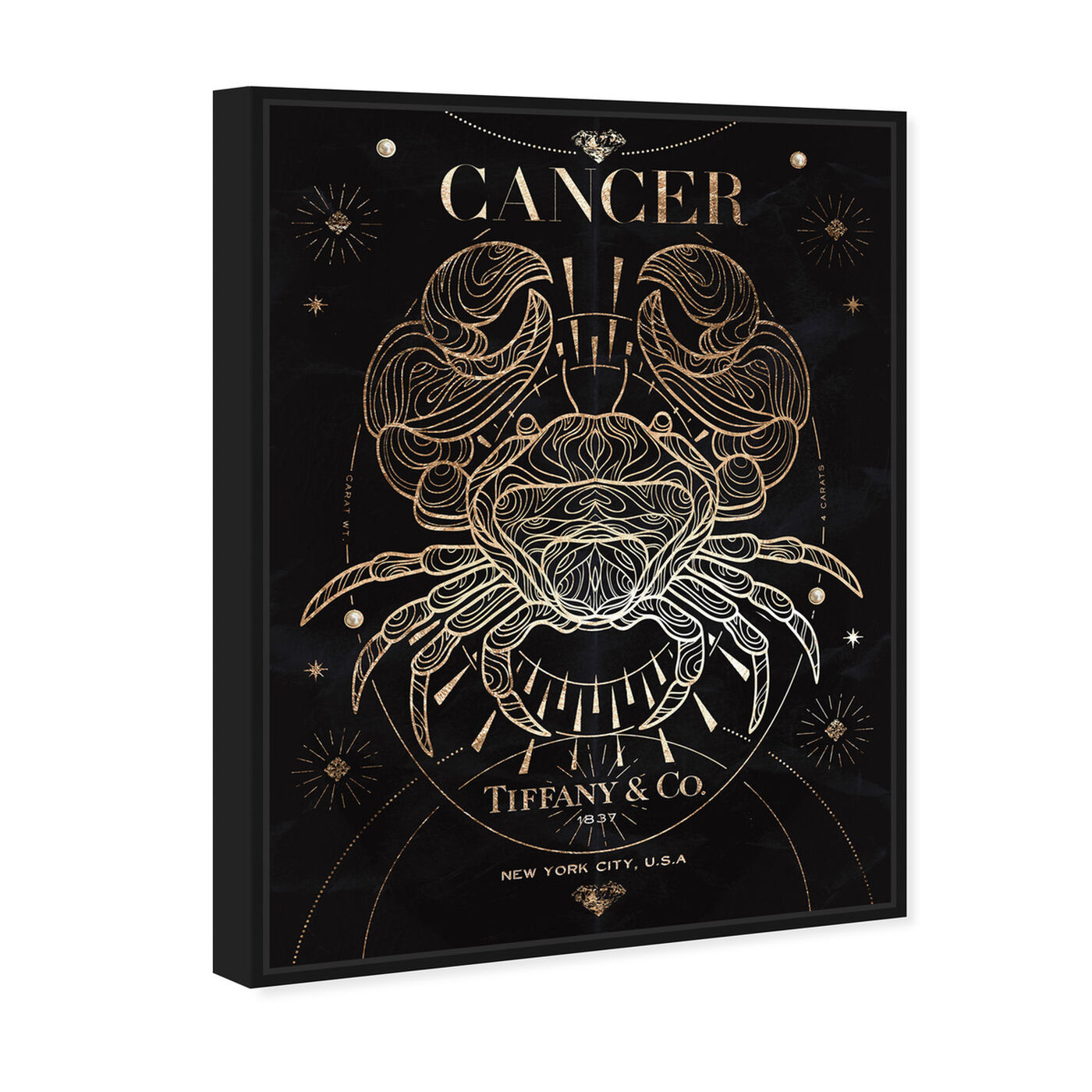 Angled view of Mémoire d'un Cancer featuring fashion and glam and lifestyle art.