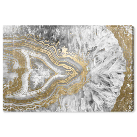 Agate Geode Crystal