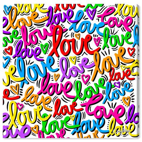 Corey Paige - Rainbow Script Love