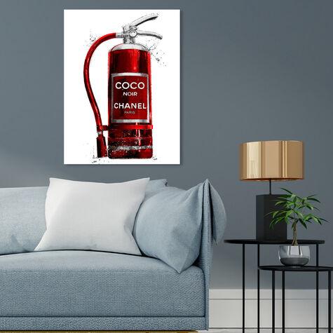 Fashion Extinguisher Red