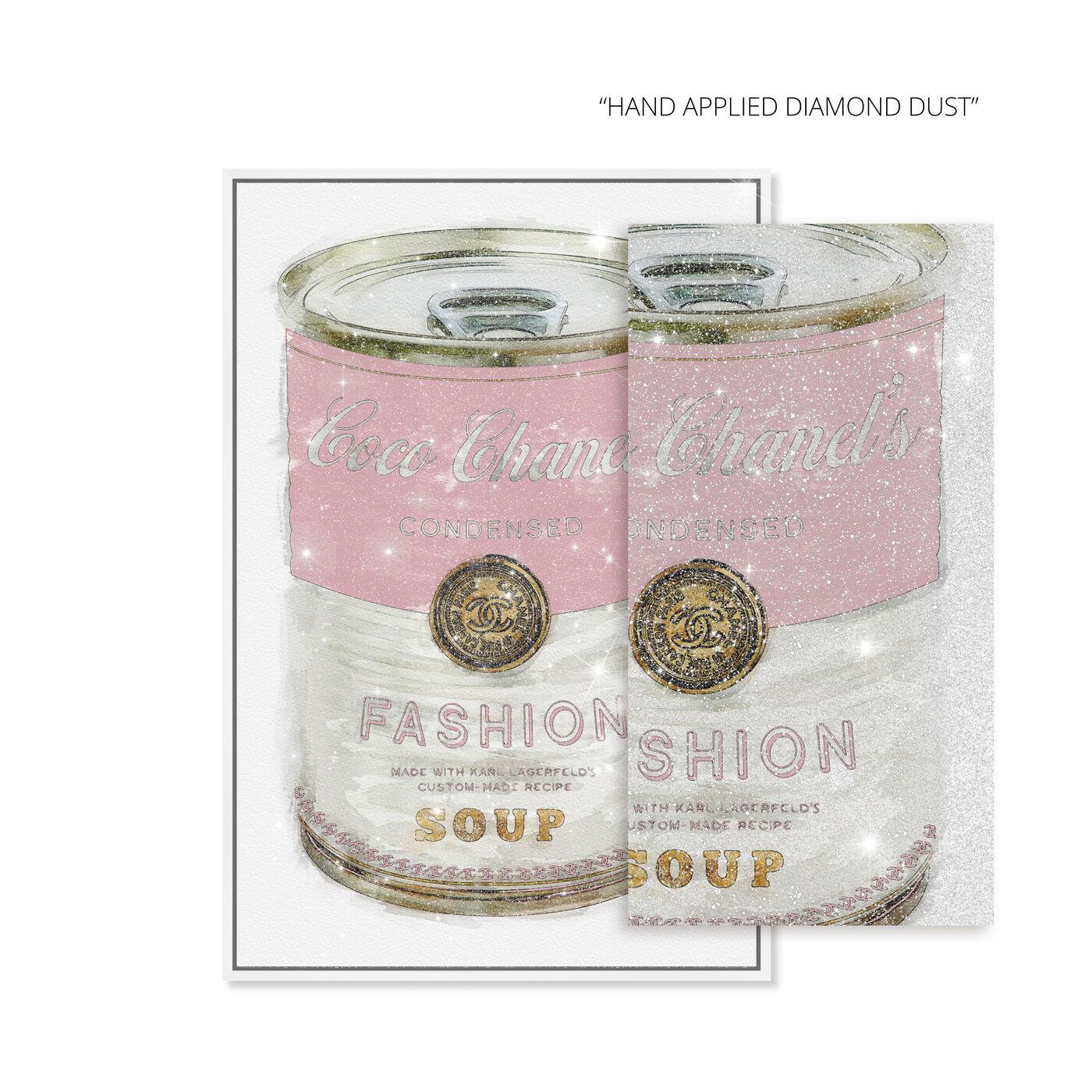 Fashion Soup Pink