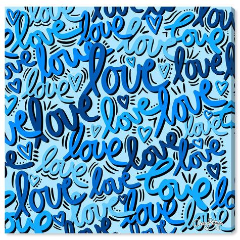 Corey Paige - Blue Script Love
