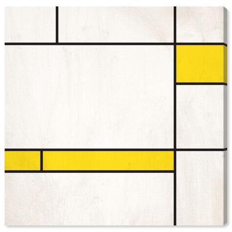 Yellow Edge Composition