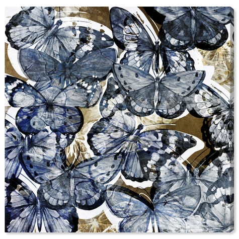 Butterfly Lovers Blue