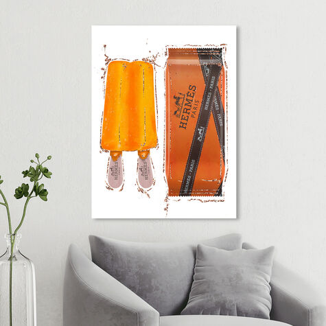 Sweet Fashion Orange Pop