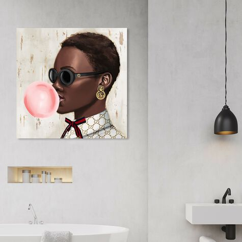 Bubble Gum Babe