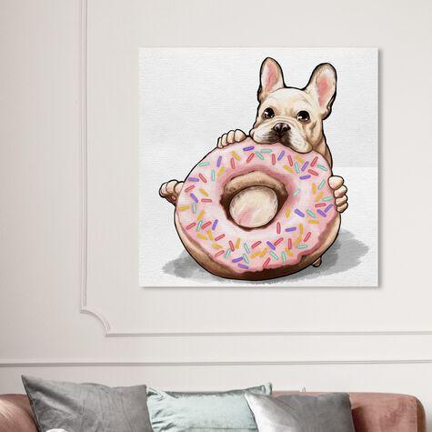 Donut Frenchie