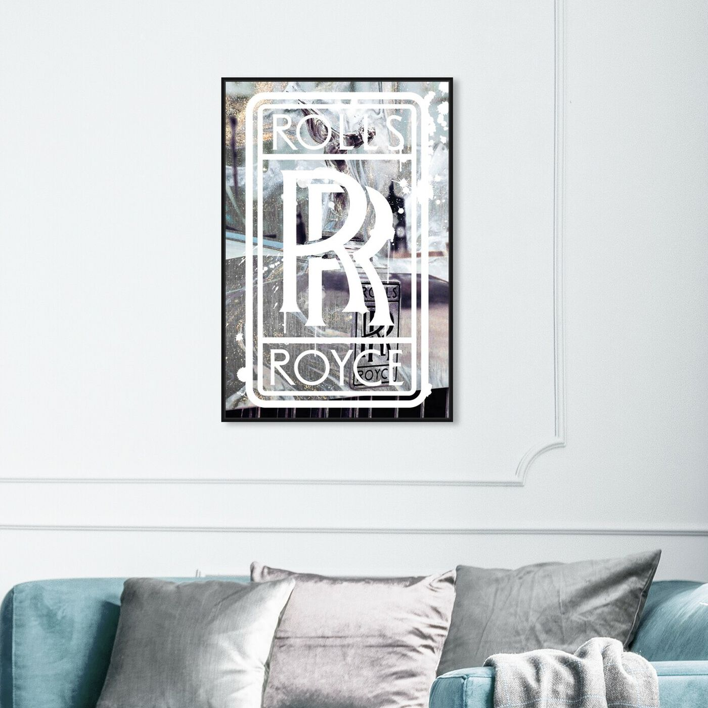Hanging view of Roll Up Like featuring fashion and glam and lifestyle art.