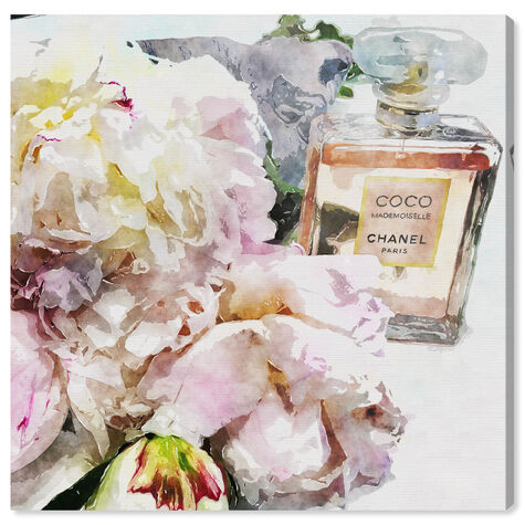 Peonies and Coco Dark
