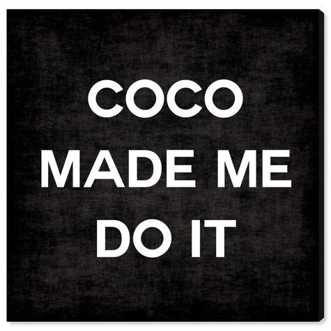 Coco Made Me