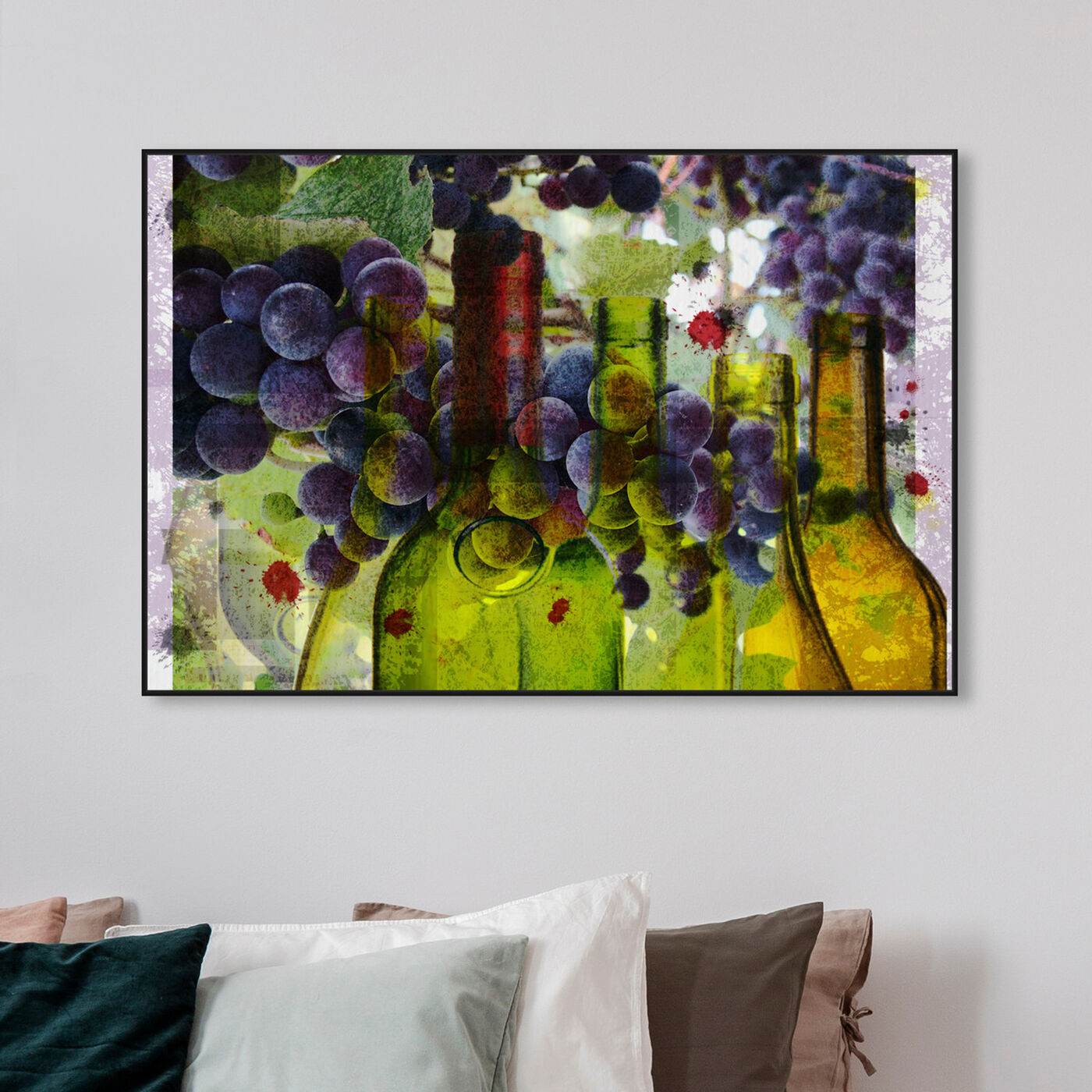 Hanging view of Parfait Frutilicious featuring food and cuisine and fruits art.