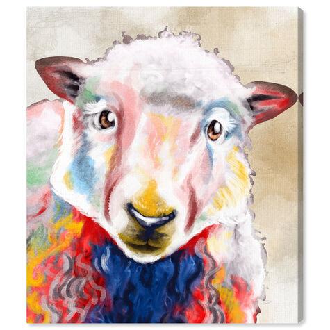 Color Splash Sheep