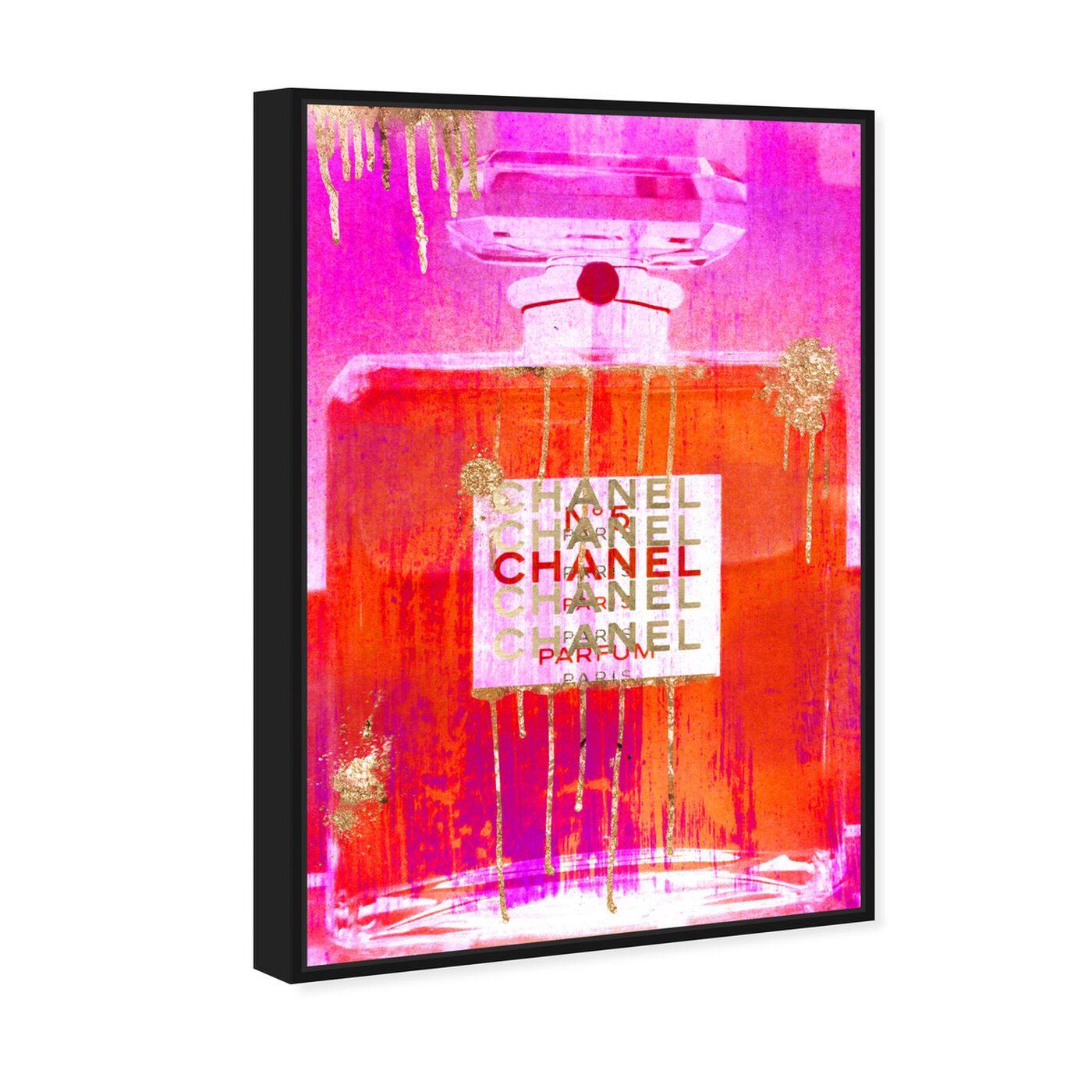 Angled view of Enchanting Scent featuring fashion and glam and perfumes art.