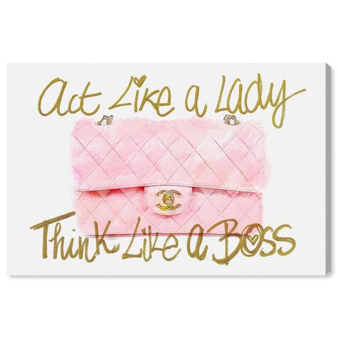 Like A Lady Boss