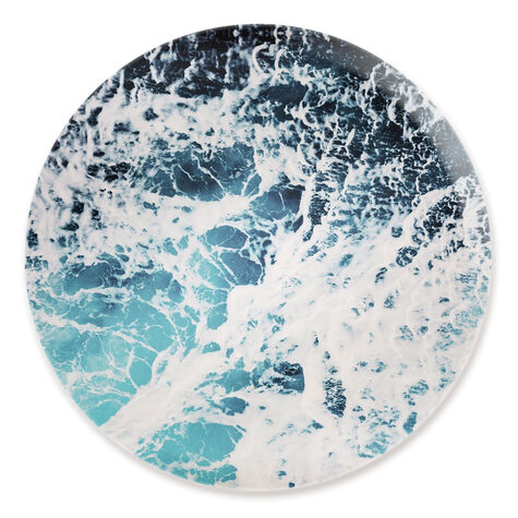 Mykonos Water II Circle