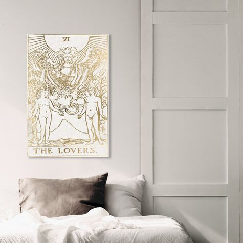 The Lovers Tarot Luxe