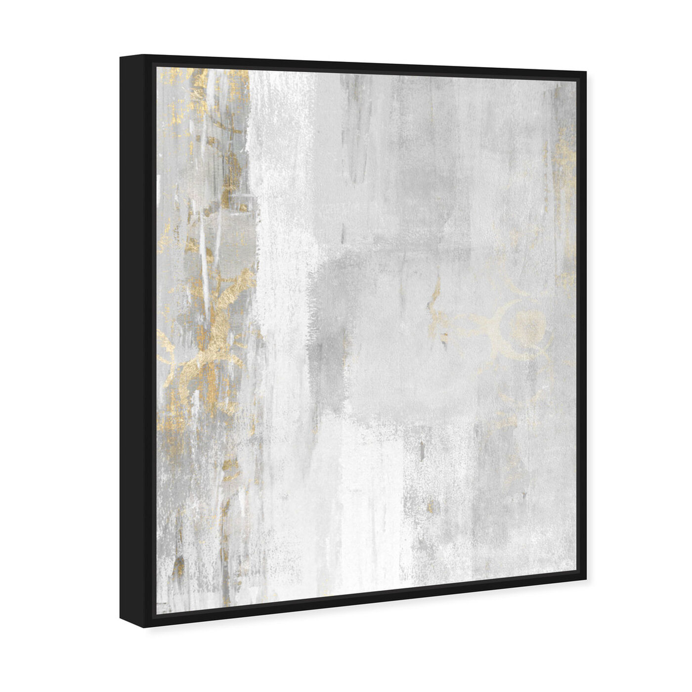 Angled view of Abstract Elegance featuring abstract and paint art.