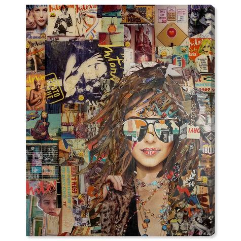 Katy Hirschfeld - Girl and Sunglasses