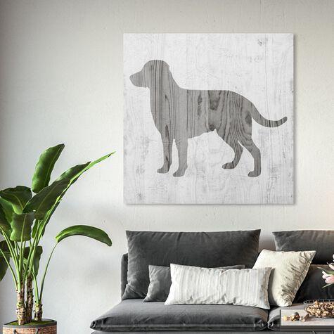 Rustic Dog Love