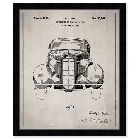 Automobile II 1934