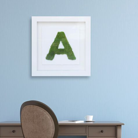 The Letter A Nature