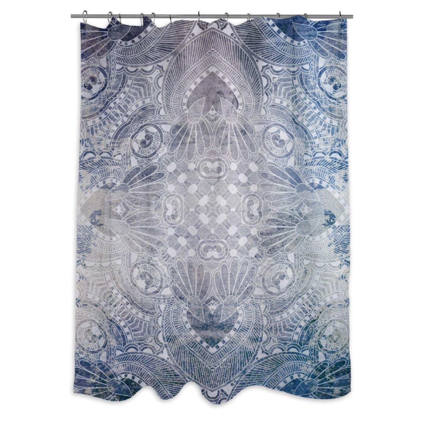 Adamina Shower Curtain