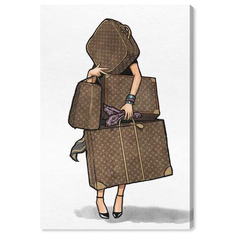 Bags Bags Bags - Purple II