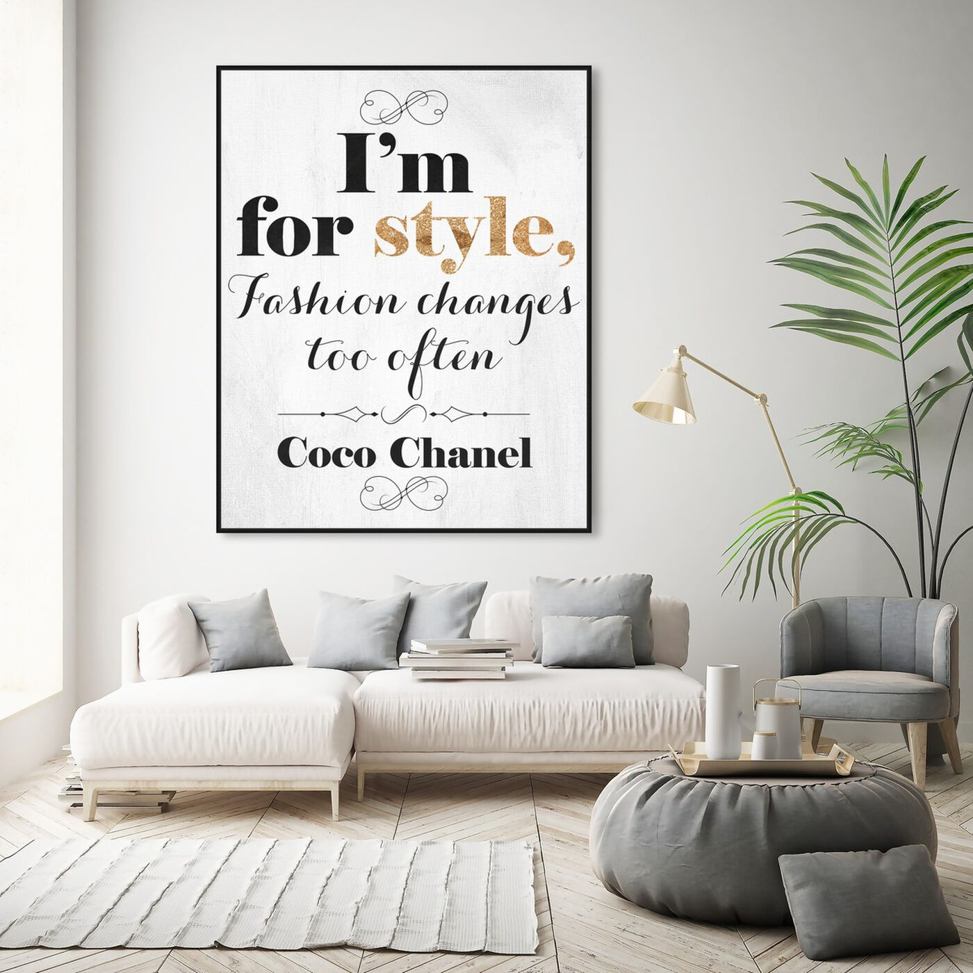 Hanging view of I Like Style featuring fashion and glam and fashion art.